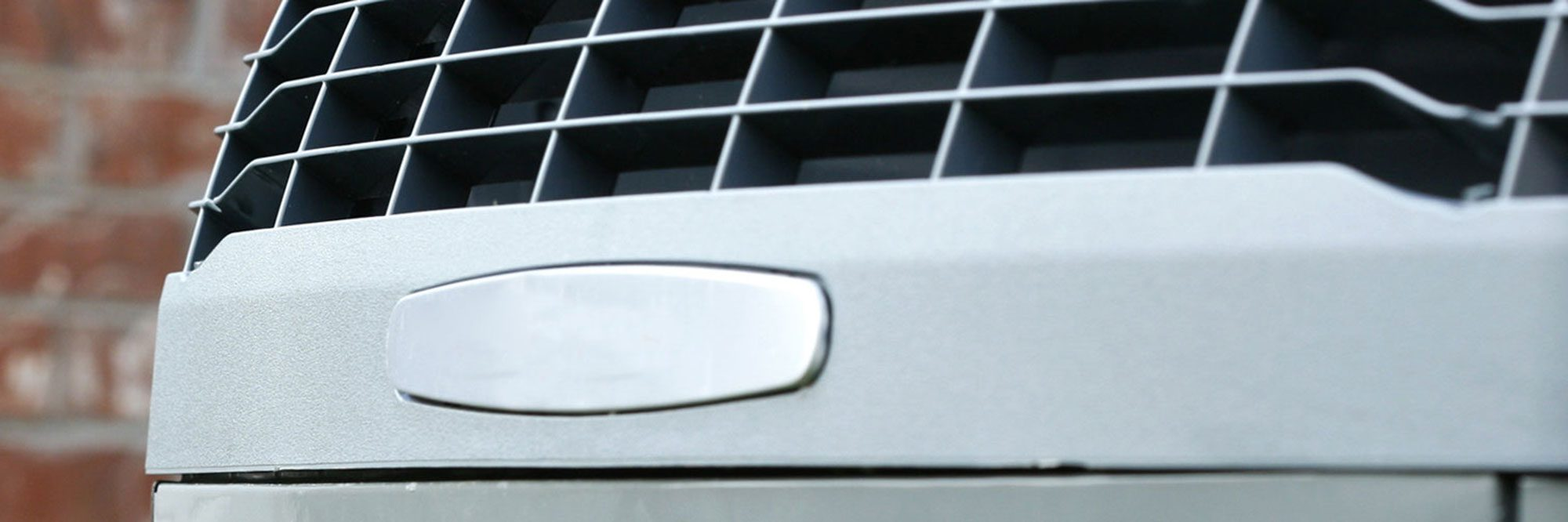Air Conditioner Close Up