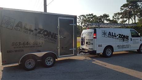 All Zone Truck and Trailer